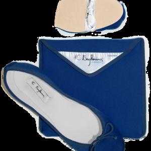 Bagllerina acquafeet bi color blanc et bleu