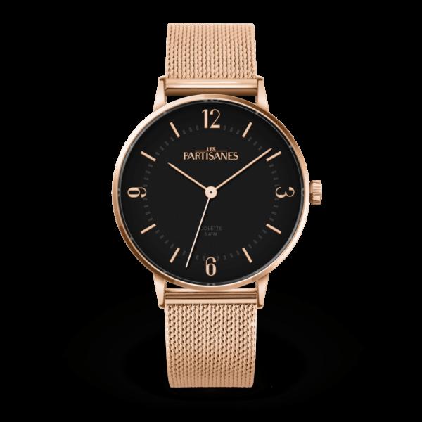 Colette-les-partisanes-montre-femme-noir-1