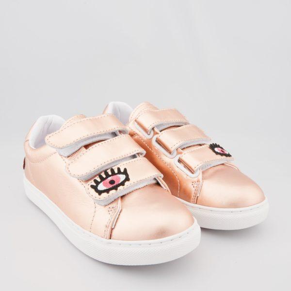bons-baisers-de-paname-basket-sneaker-cuir-edith-heart-eyes-rose-gold-arty-dandy